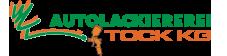 AUTOLACKIEREREI TOCK Logo